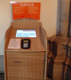 Bankia instala un cajero para limosnas a la salida de una iglesia | Cosas que interesan...a cualquier edad. | Scoop.it