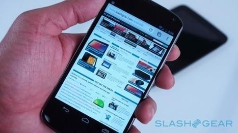 Nexus 4.. review | Mobile IT | Scoop.it