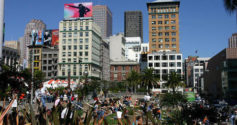 A San Francisco, MotionLoft évalue le trafic urbain pour la ville et ses commerçants | great buzzness | Scoop.it