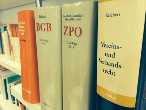 Vereinsrecht: Vertretungsbefugnis des Vorstandes für Austritt aus Mitgliedsverband | Dr. Marius Breucker | Scoop.it