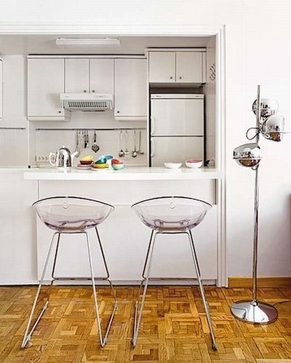 Apartments Category : White And Clean Modern Apartment Interior Design Models, interior designing ideas, simple interior design ideas ~ www.grubtoe.com | Interior Home Design | Scoop.it