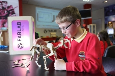Free fablab conference takes place at the Guildhall - Derry Journal | Peer2Politics | Scoop.it