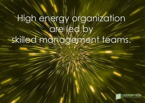 5 Questions  to Re-Energize a De-Energized Team | Leadership Primer | Scoop.it