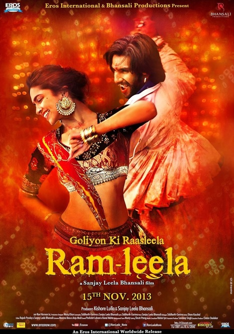 Latest Hindi Movie DVD's, VCD's and Blu-ray: Goliyon Ki Raasleela ... | Buy Movie DVD Online: Bollywood Indian Hindi Movie, Latest Movie DVD, BLU-RAY, VCD of Bollywood & Hollywood Movie - Clickoncart.com | Scoop.it