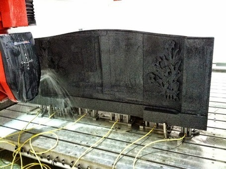 Breton Shapemill and tombstone with two bunches of flowers carved ...   Breton SHAPEMILL   Scoop.it