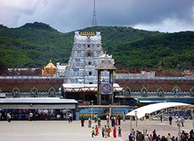 Tirupati Balaji Daily Darshan | Tirupati One Day Trip From Chennai | Web Articles & Info Graphics Sharing | Scoop.it