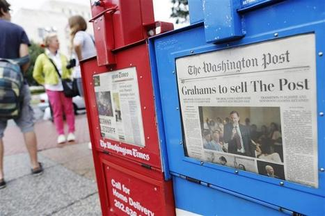 How will Amazon's Bezos change The Washington Post? - euronews | Podvri | Scoop.it