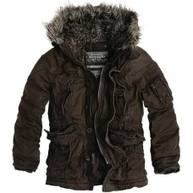 Abercrombie and Fitch UK,Redfield Mountain Parka 3001 In Brown | My favourit photos | Scoop.it
