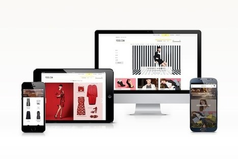 What China's 168% Mobile Commerce Growth Means for Luxury | Inforgraphie, Asia & How-to | Scoop.it