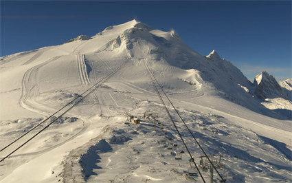 Ouverture du Glacier de Tignes 12 octobre 2013 - Ski alpin et fond | Location de Ski en France | Scoop.it