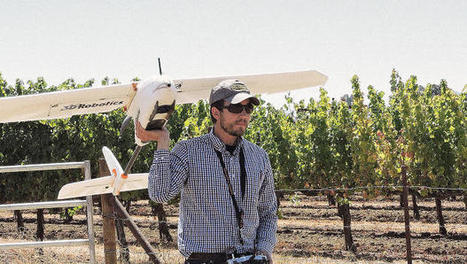 Don't Worry: Drones Are Making Sure You'll Never Have To Go Without Wine | Geomatics | Scoop.it