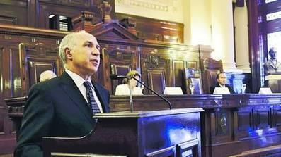 Preocupa en la Corte la pérdida de todas sus facultades administrativas | democratización de la justicia | Scoop.it
