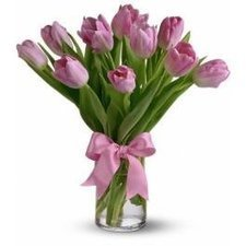 Precious Pink Tulips | Our Florist and Flower delivery | Scoop.it