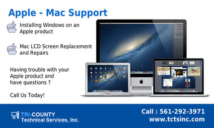 Apple Support and Repair in Boynton beach | Computerservices | Scoop.it