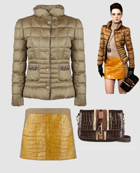 Fay - Down Jacket | Le Marche & Fashion | Scoop.it