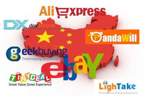 List of Chinese Online Stores and Shopping Guide   Raspberry Pi   Scoop.it