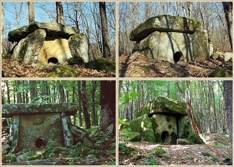25,000-Year-Old Buildings Found in Russia | De Natura Rerum | Scoop.it