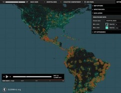 GLEAMviz v4.2: new data layers available #dataviz #cartographie #mapping #healthcare | Public Datasets - Open Data - | Scoop.it