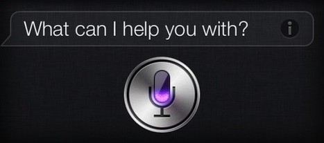 Apple Quietly Supercharges Siri (Video) | Friday Reading SV | Scoop.it