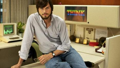 Here's Ashton Kutcher as Steve Jobs | Digital-News on Scoop.it today | Scoop.it