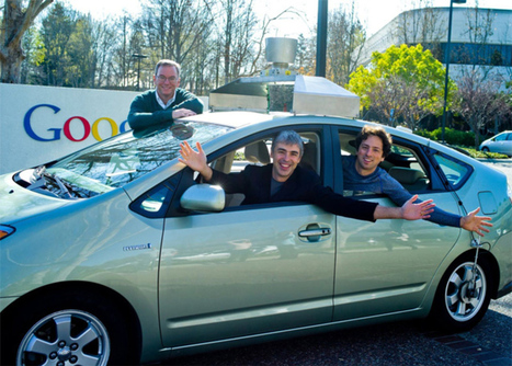 Google imagines free taxis to transport web shoppers to stores | Digital Marketing | Scoop.it