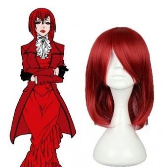 Black Butler Madam Red cosplay wig | Cosplay Wigs | Scoop.it