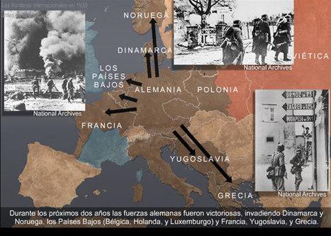 La Segunda Guerra Mundial | luivero12 | Scoop.it