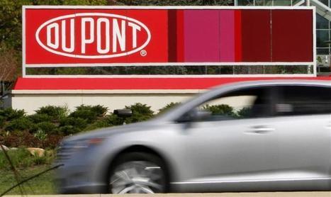 Dupont double son bénéfice trimestriel grâce à l'agriculture | Questions de développement ... | Scoop.it