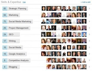 B2B Marketers: How to Use LinkedIn Endorsements — NewIncite | B2B Marketing and PR | Scoop.it