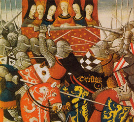 MUNDO DE BABEL: Los torneos medievales: un verdadero acontecimiento social. | Artes, Música y Deportes en el Medioevo | Scoop.it