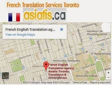 Toronto French Translation's Online Services | English Translation Toronto | Scoop.it