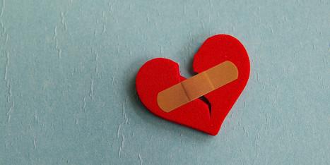 4 Steps To Healing A Broken Life | emotional healthy | Scoop.it