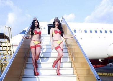 Sexy Photo Shoot Gets Airline in Trouble on Social Media | Social Media Epic | Scoop.it