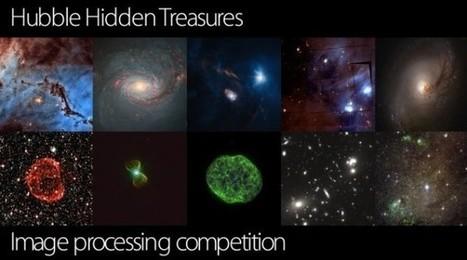Se descubren impresionantes imágenes en el archivo de capturas del Hubble   Recull diari   Scoop.it