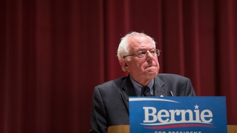 Major Environmental Group Endorses Bernie Sanders' 2016 Bid | Sustain Our Earth | Scoop.it