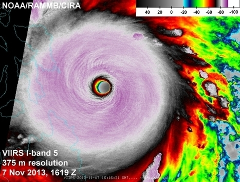 Super Typhoon Haiyan: A Hint of What's to Come? | Horn APHuG | Scoop.it