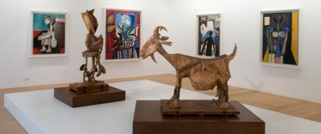 Visitez le  nouveau musée Picasso en images | Arts et FLE | Scoop.it