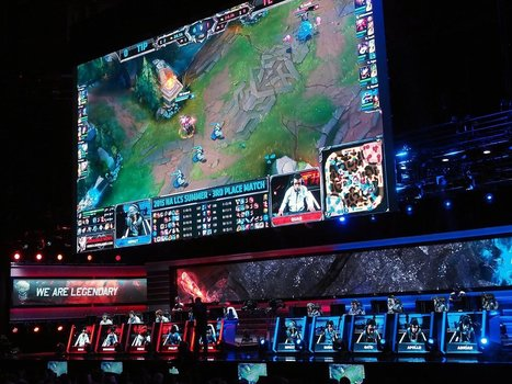 With over 100M monthly players, League of Legends is now the biggest game in the world | Online Gaming For The Win | Scoop.it