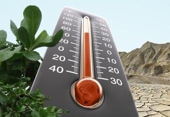 Le changement climatique est déjà visible dans toute l'Europe   Faire Territoire   Scoop.it