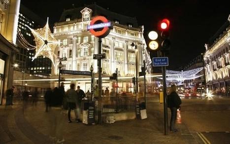 London: street lights could slash 40% of energy use | Badreddine.Allouah | Scoop.it