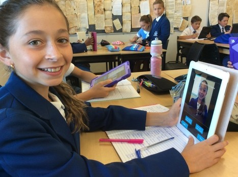 Check out how this classroom used the Morfo iPad app for engaged learning - Daily Genius | ICT Nieuws | Scoop.it
