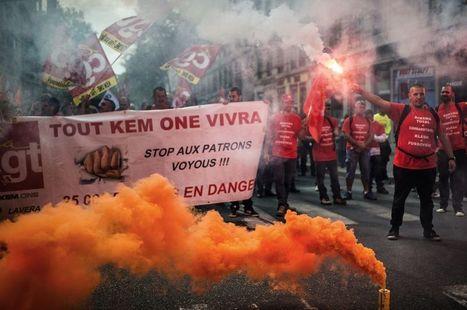 Les salariés de Kem One menacent de passer à l'action - Libération | Lutte des classes - Conflit du travail | Scoop.it