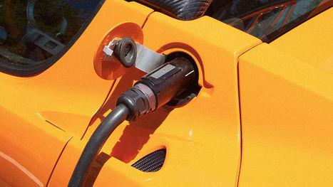 Los Angeles' Electric Utlity Develops An App To Handle All Those Electric Cars | Electric Cars in the UK | Scoop.it