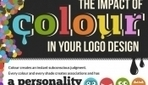 Infographic: The Impact Of Color In Logo Design - DesignTAXI.com | Vibe - bringing life to brands | Scoop.it