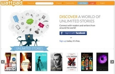 Wattpad API: A Social Platform For Storytellers | Learn about Hollywood Industry | Scoop.it