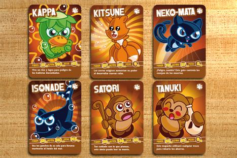 Yokai, un juego gratuito sobre mitología | Español para los más pequeños | Scoop.it