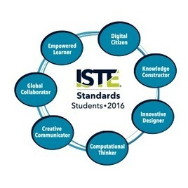 Promote future learning | ISTE student standards | School Library Advocacy | Scoop.it