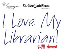 I Love My Librarian Award | At Your Library | Public Library Circulation | Scoop.it