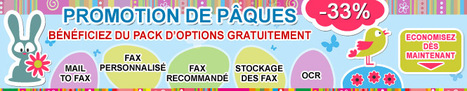 Promotion de Pâques de -33% | Popfax | Scoop.it