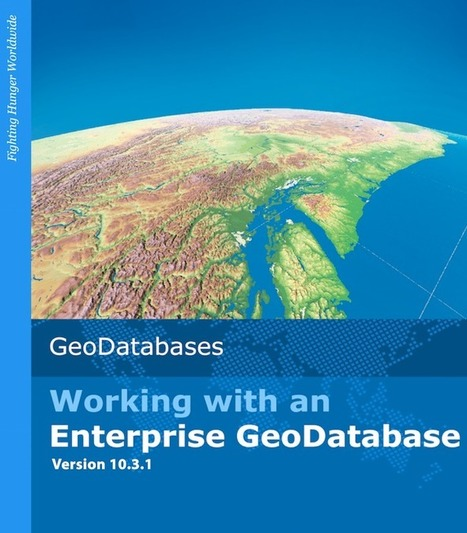 WFP GeoNode - Explore GIS Trainings | Everything is related to everything else | Scoop.it